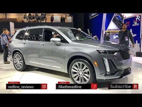 52 Gallery of 2019 Cadillac Xt6 History with 2019 Cadillac Xt6