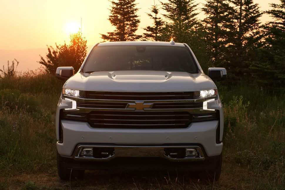 52 Gallery of 2019 Chevrolet Silverado 1500 Review Spesification for 2019 Chevrolet Silverado 1500 Review