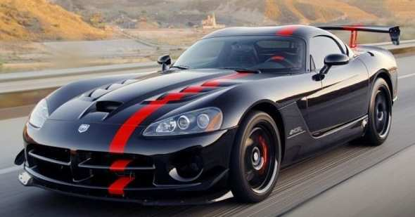 52 Gallery of 2019 Dodge Viper Acr Spesification for 2019 Dodge Viper Acr