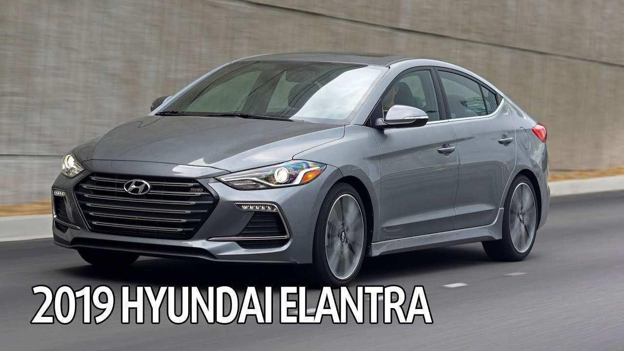 52 Gallery of 2019 Hyundai Elantra New Review for 2019 Hyundai Elantra