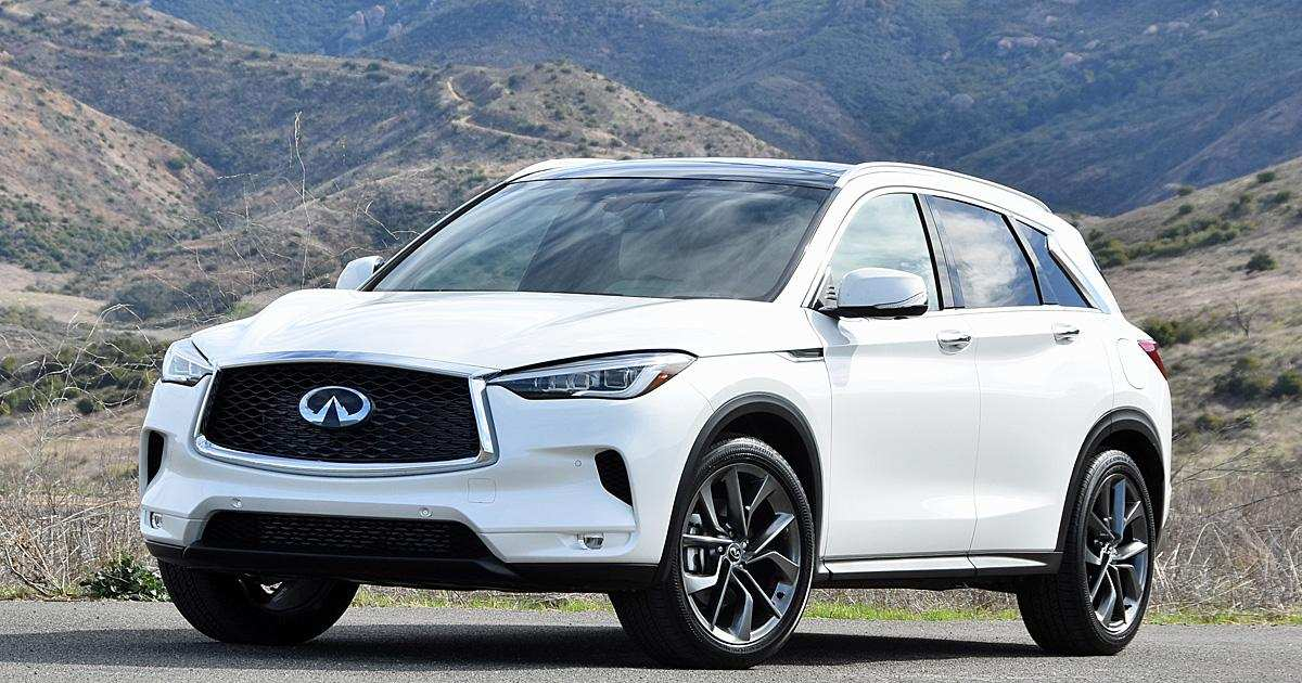 52 Gallery of 2019 Infiniti Qx50 Redesign Reviews for 2019 Infiniti Qx50 Redesign