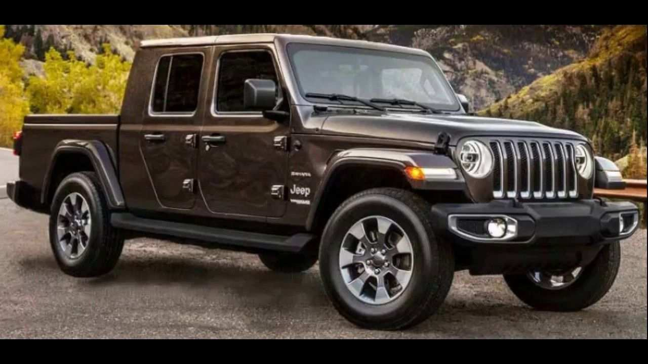52 Gallery of 2019 Jeep Ecodiesel New Concept for 2019 Jeep Ecodiesel