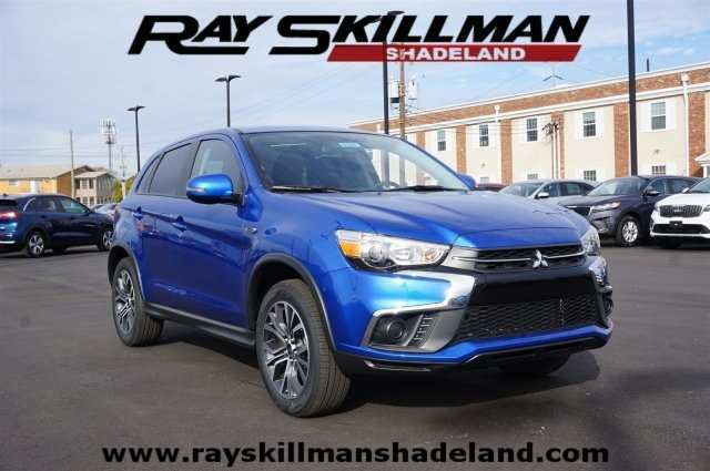 52 Gallery of 2019 Mitsubishi Outlander Sport Concept with 2019 Mitsubishi Outlander Sport