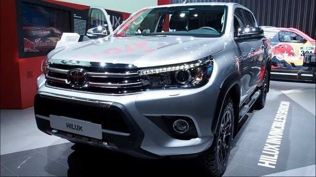 52 Gallery of 2019 Toyota Hilux Facelift Picture with 2019 Toyota Hilux Facelift