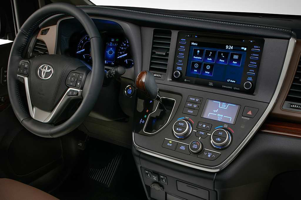 52 Gallery of 2019 Toyota Odyssey Specs and Review by 2019 Toyota Odyssey
