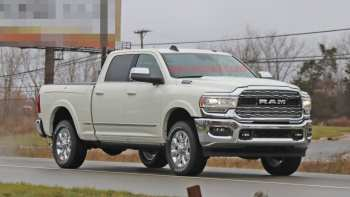 52 Gallery of 2020 Dodge Ram Pickup Performance for 2020 Dodge Ram Pickup