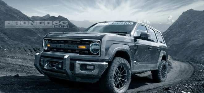 52 Gallery of 2020 Ford Bronco Interior Configurations for 2020 Ford Bronco Interior