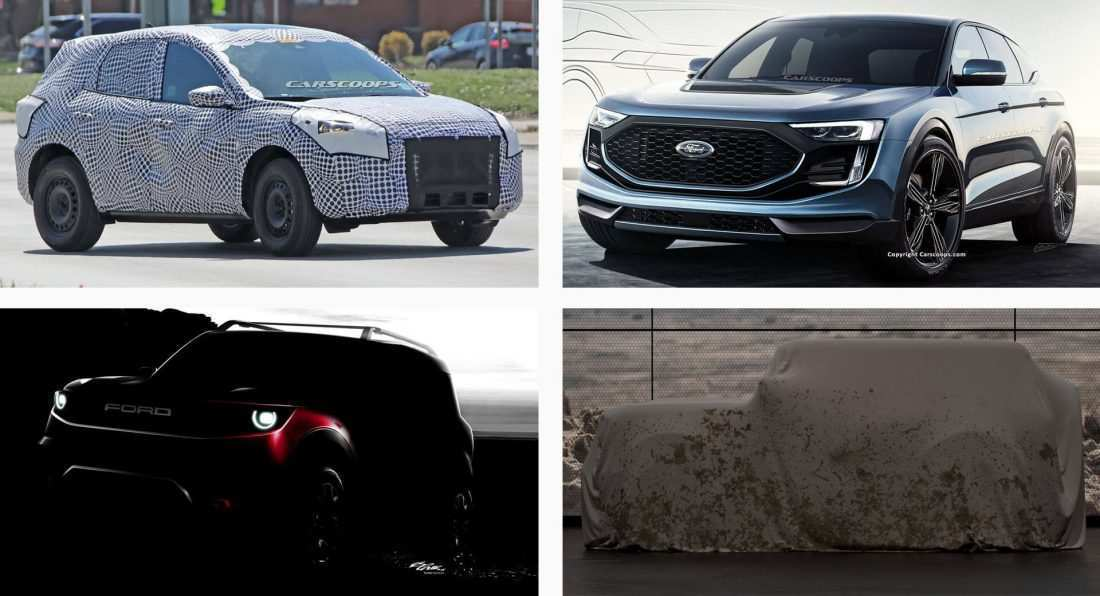 52 Gallery of 2020 Ford Lineup 2 Redesign with 2020 Ford Lineup 2