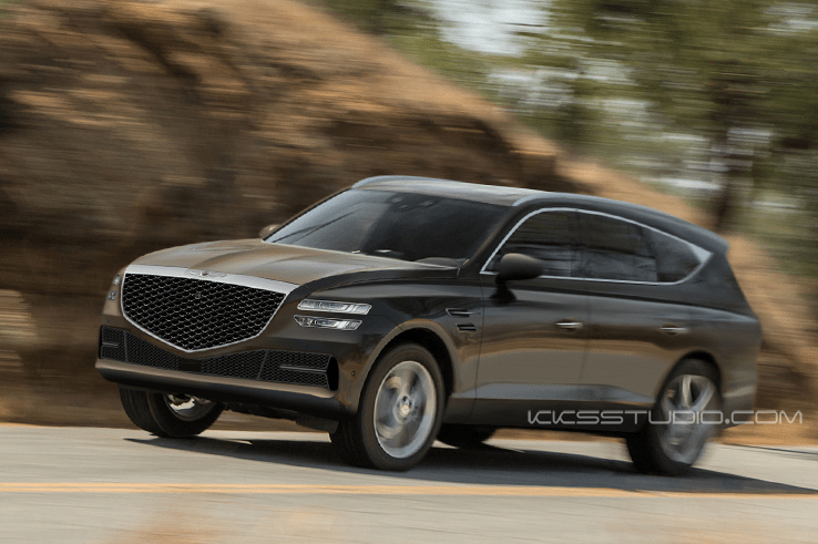 52 Gallery of 2020 Genesis Gv80 Photos with 2020 Genesis Gv80
