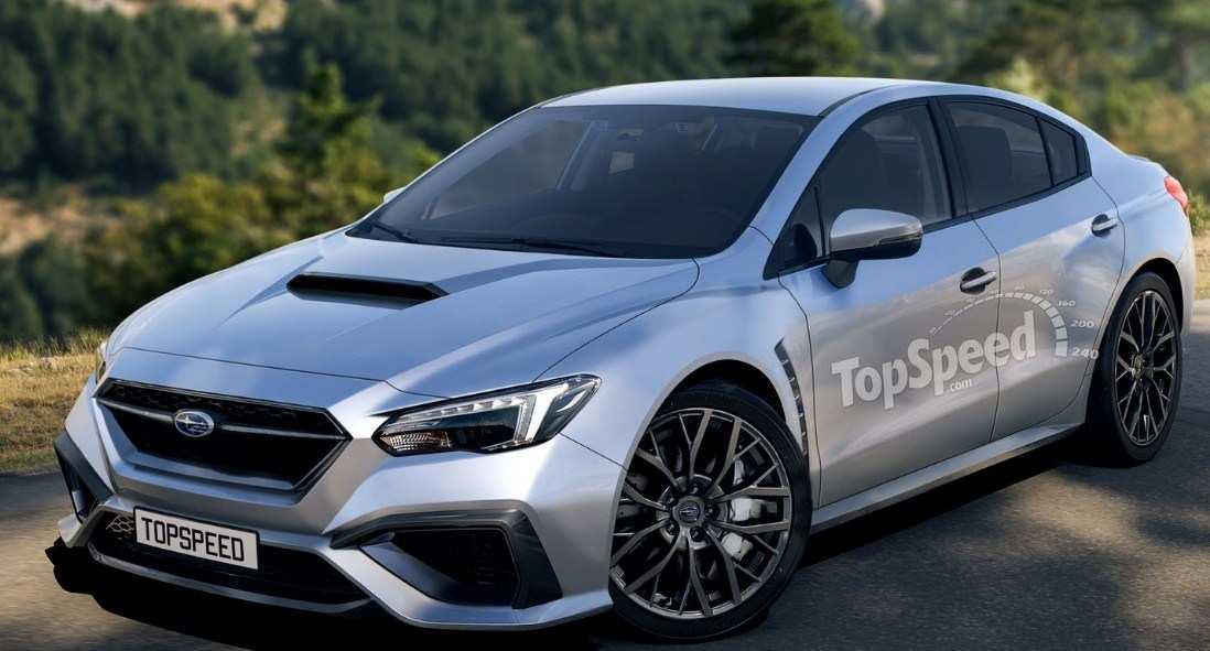 52 Gallery of 2020 Subaru Wrx News Style with 2020 Subaru Wrx News