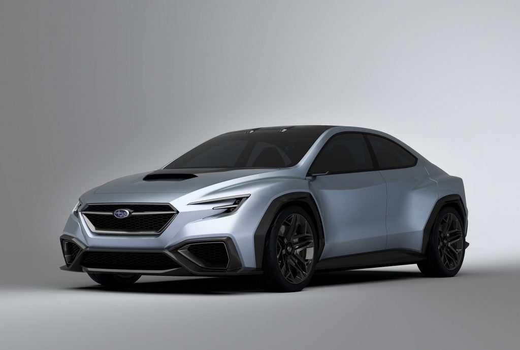 52 Gallery of 2020 Subaru Wrx Sti Review Price with 2020 Subaru Wrx Sti Review