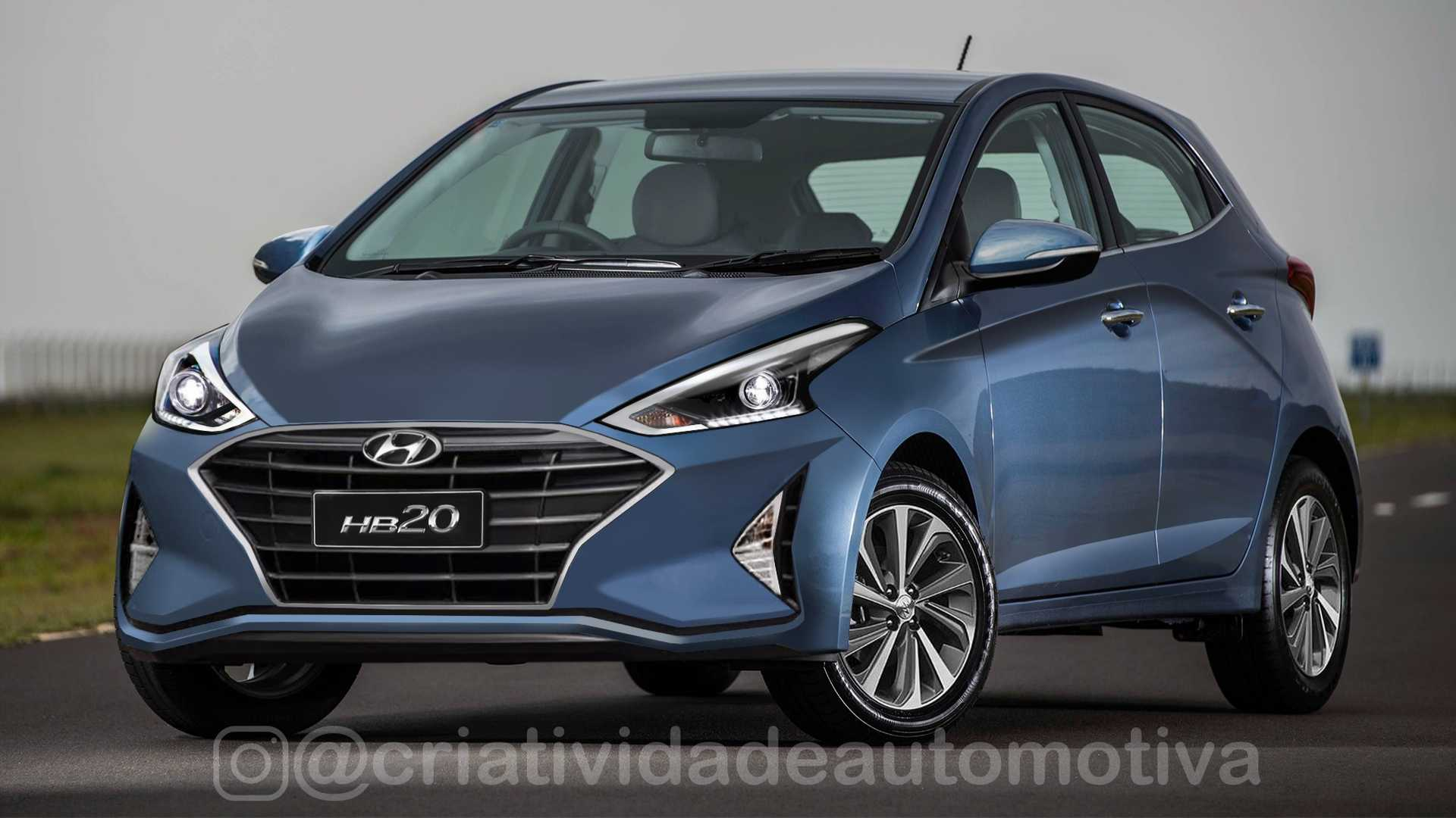 52 Gallery of Hyundai Hb20 2020 Price for Hyundai Hb20 2020