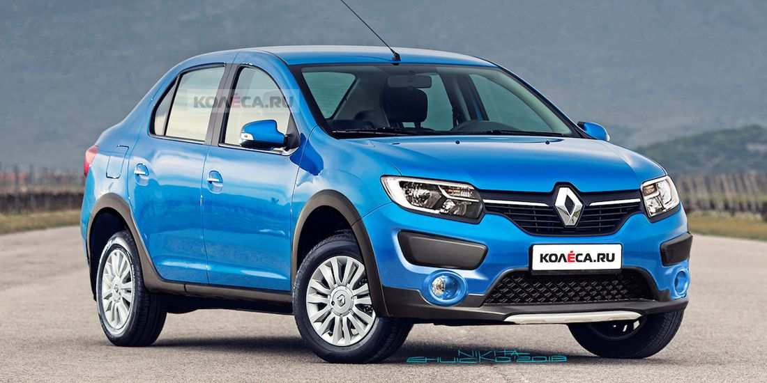 52 Gallery of Renault Logan 2020 New Review by Renault Logan 2020