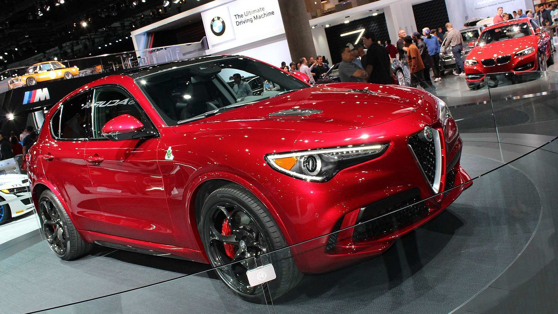 52 Great 2019 Alfa Romeo Stelvio Release Date Research New with 2019 Alfa Romeo Stelvio Release Date