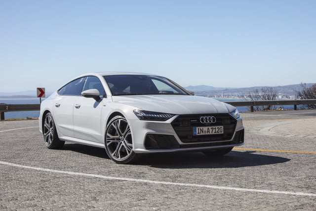 52 Great 2019 Audi A7 0 60 Exterior and Interior for 2019 Audi A7 0 60