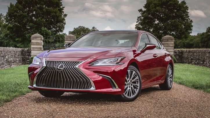 52 Great 2019 Lexus Es Review Release Date by 2019 Lexus Es Review