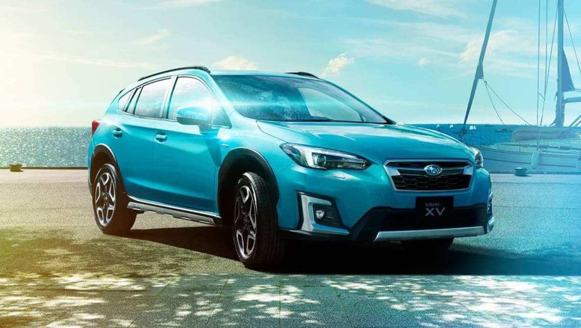 52 Great 2019 Subaru Xv Release by 2019 Subaru Xv