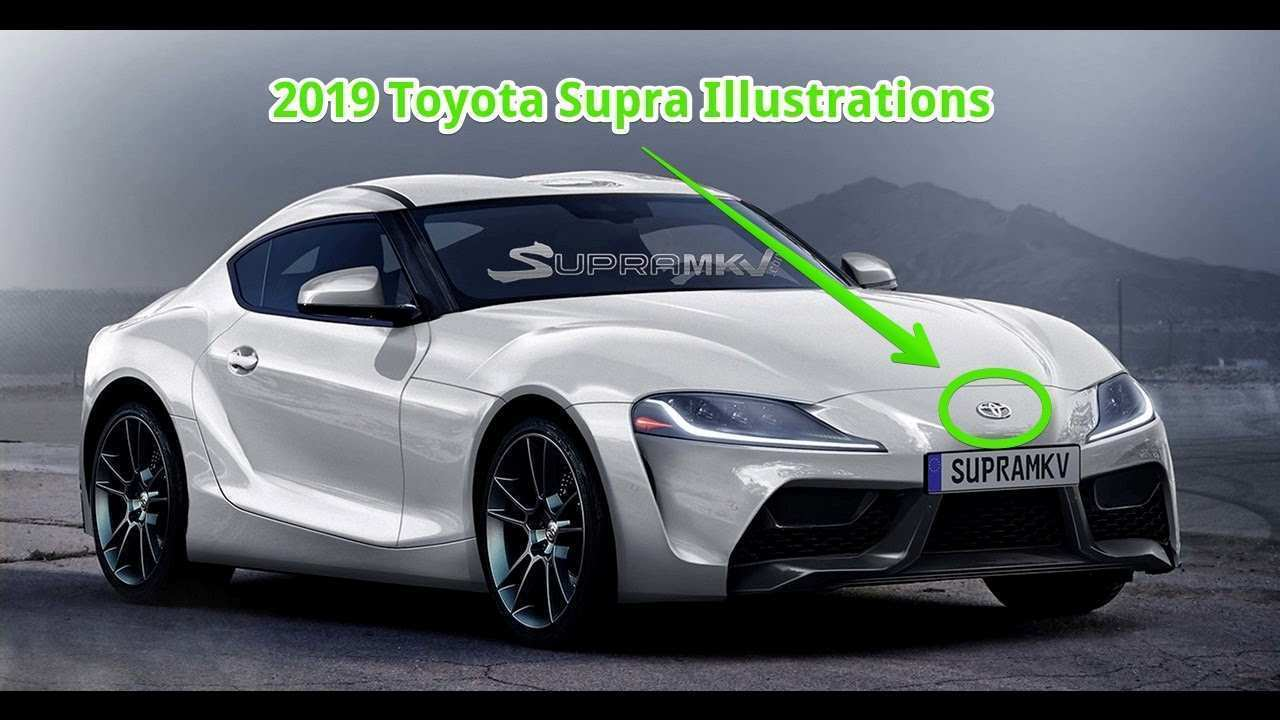 52 Great 2019 Toyota Supra News Photos with 2019 Toyota Supra News