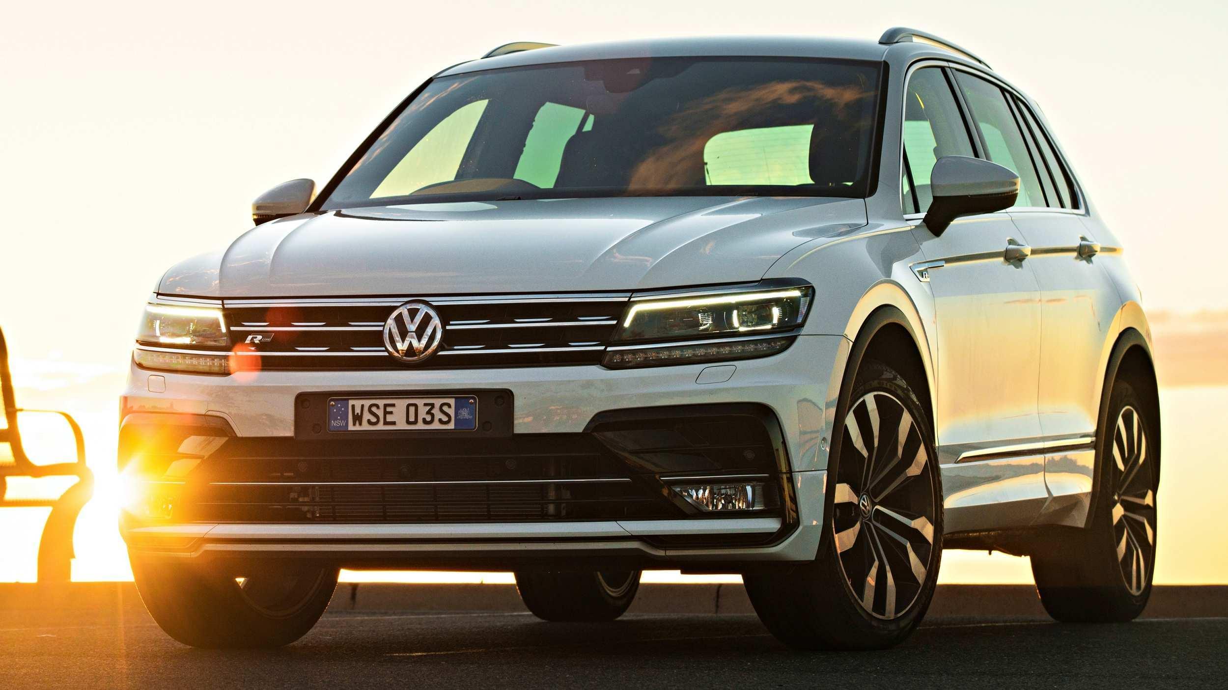52 Great 2019 Volkswagen Tiguan History by 2019 Volkswagen Tiguan