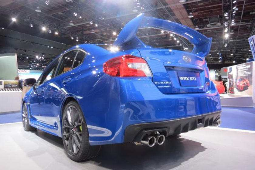 52 Great 2020 Subaru Impreza Wrx Sti Performance with 2020 Subaru Impreza Wrx Sti