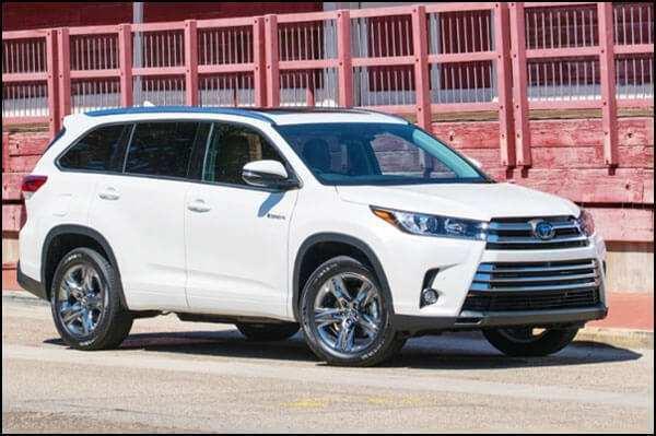 52 Great 2020 Toyota Highlander Hybrid Rumors for 2020 Toyota Highlander Hybrid