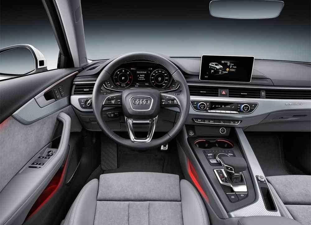 52 New 2019 Audi A4 Interior Interior by 2019 Audi A4 Interior