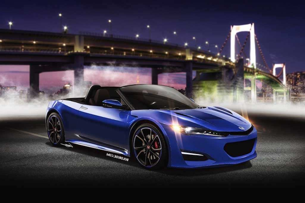 52 New 2019 Honda 2000 Exterior by 2019 Honda 2000