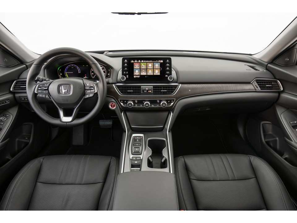 52 New 2019 Honda Accord Interior Concept for 2019 Honda Accord Interior