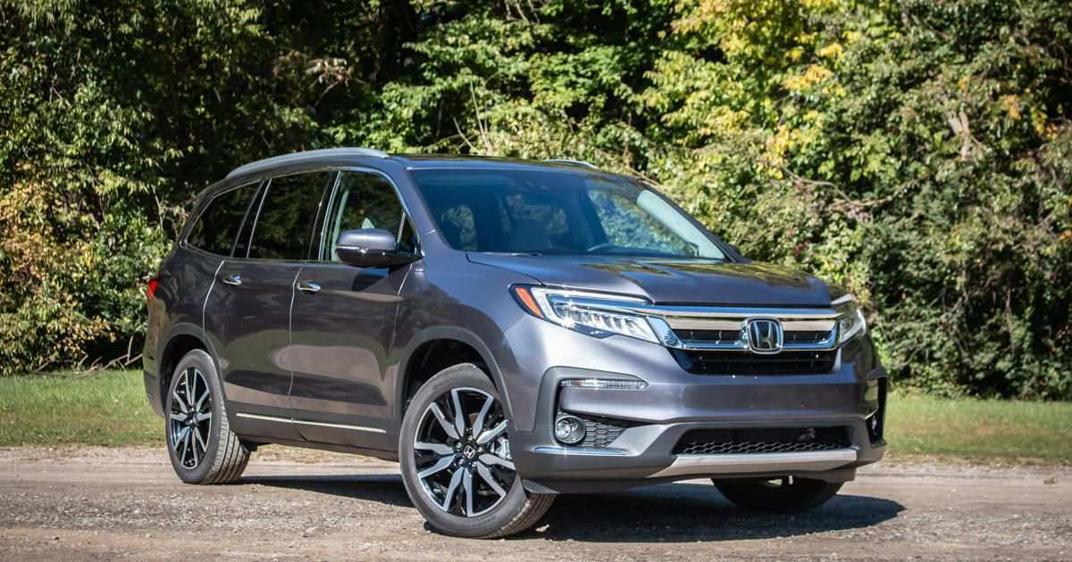 52 New 2019 Honda Pilot Review Exterior for 2019 Honda Pilot Review
