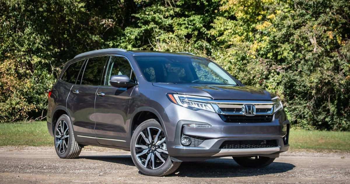 52 New 2019 Honda Pilot Review Exterior for 2019 Honda Pilot Review