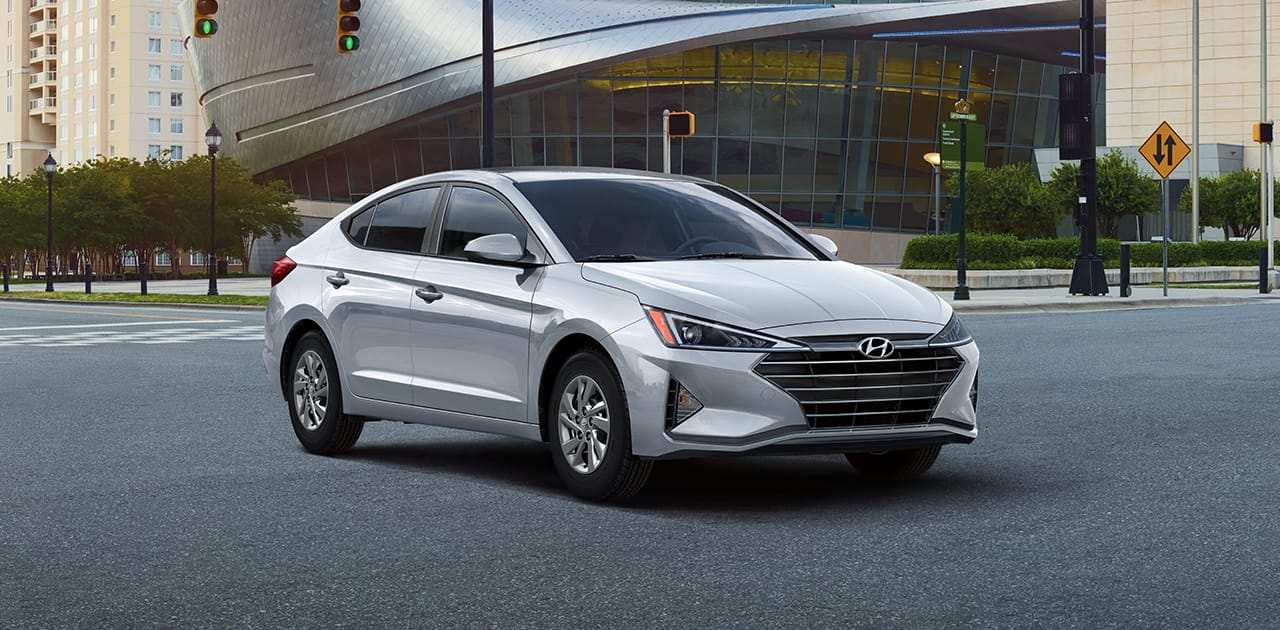 52 New 2019 Hyundai Elantra Redesign for 2019 Hyundai Elantra