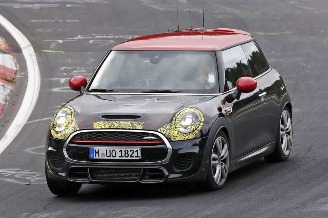 52 New 2019 Mini Jcw Review Engine with 2019 Mini Jcw Review