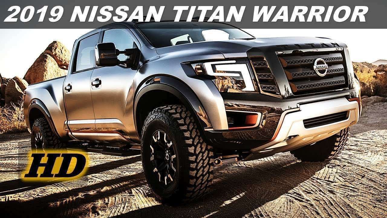 52 New 2019 Nissan Titan Release Date Performance for 2019 Nissan Titan Release Date