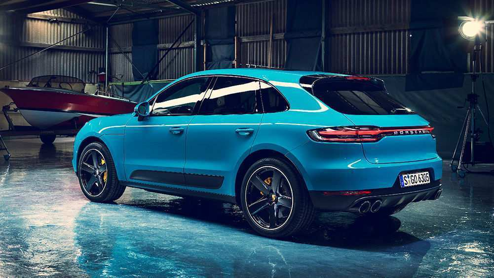 52 New 2019 Porsche Macan Gts Photos with 2019 Porsche Macan Gts