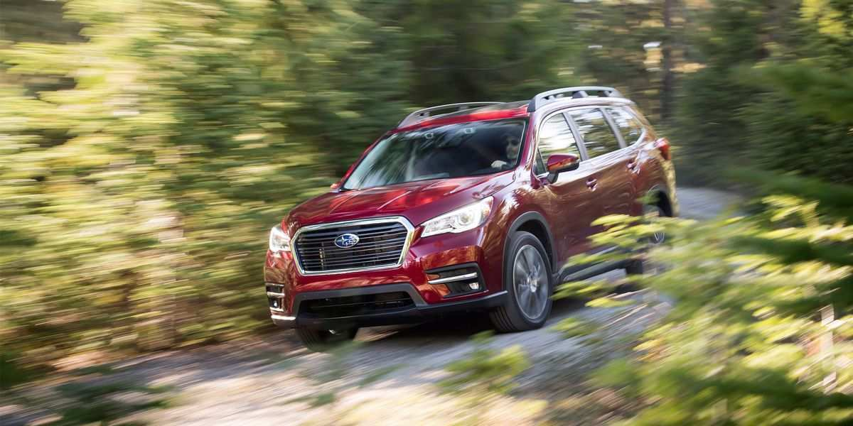 52 New 2019 Subaru Ascent 0 60 First Drive by 2019 Subaru Ascent 0 60