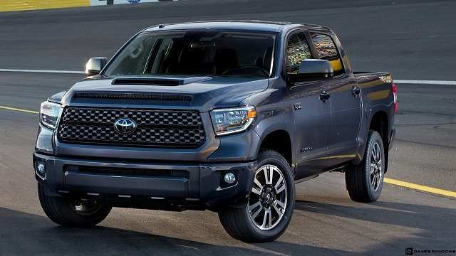 52 New 2019 Toyota Diesel Tundra New Concept with 2019 Toyota Diesel Tundra