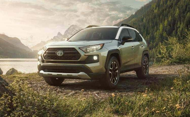 52 New 2019 Toyota Redesign Research New for 2019 Toyota Redesign