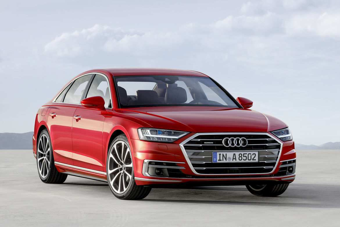 52 The 2019 Audi A8 Debut Specs for 2019 Audi A8 Debut