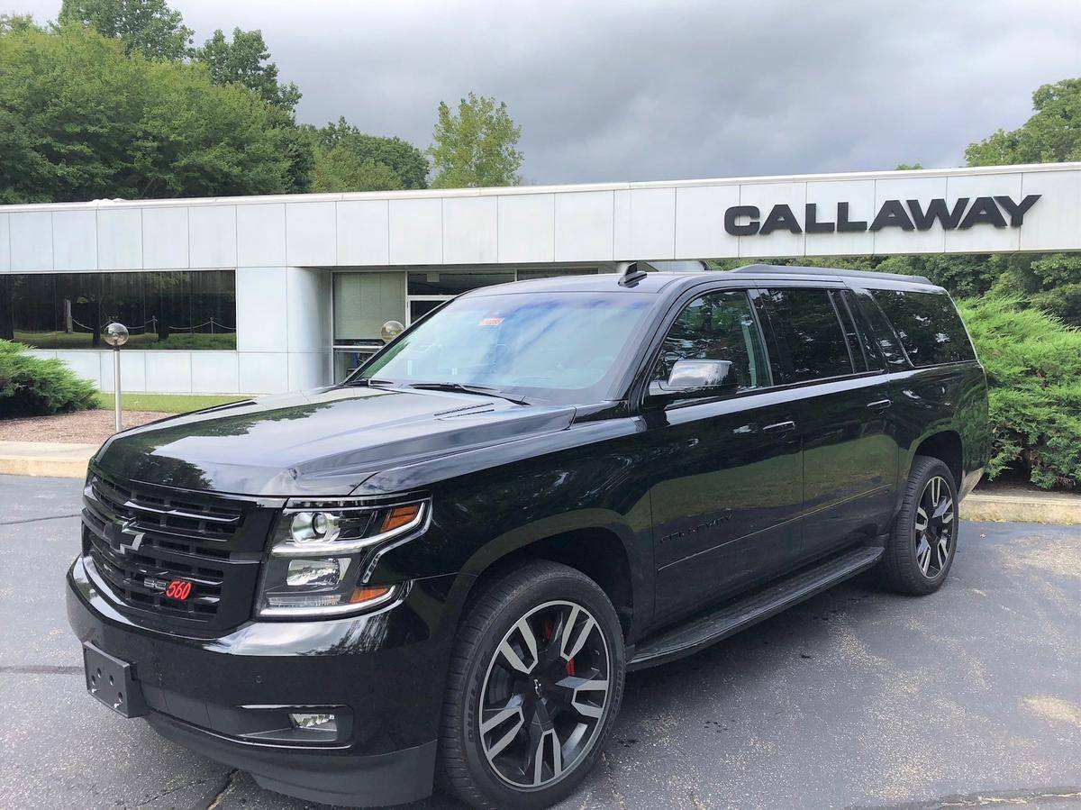 52 The 2019 Chevrolet Suburban Performance and New Engine with 2019 Chevrolet Suburban