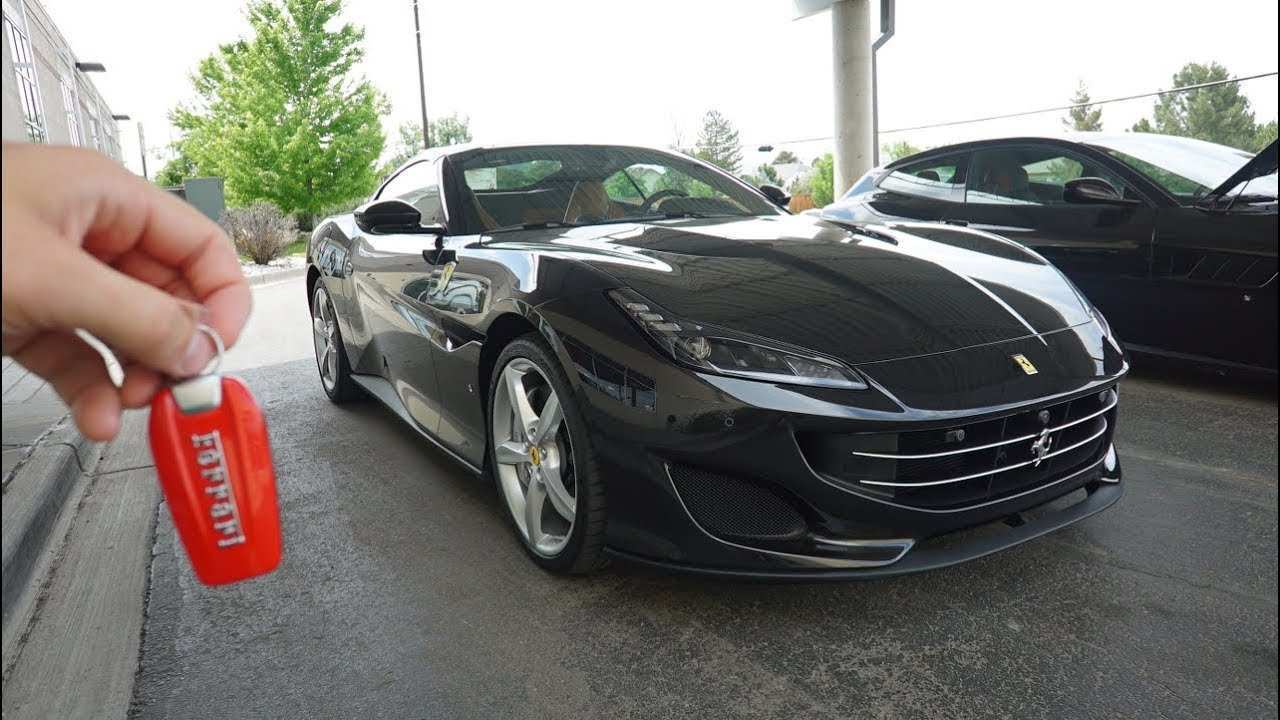 52 The 2019 Ferrari Portofino Price with 2019 Ferrari Portofino