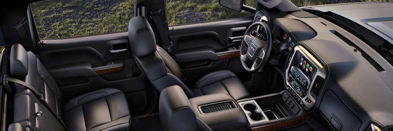 52 The 2019 Gmc Sierra Interior Engine by 2019 Gmc Sierra Interior