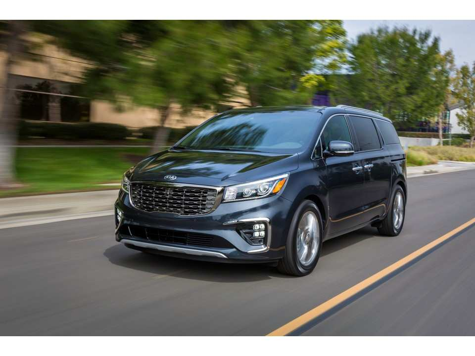 52 The 2019 Kia Van Redesign and Concept for 2019 Kia Van