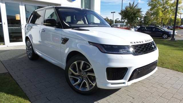 52 The 2019 Land Rover Range Rover Sport Images by 2019 Land Rover Range Rover Sport