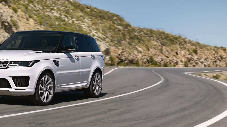 52 The 2019 Land Rover Range Rover Sport Picture by 2019 Land Rover Range Rover Sport