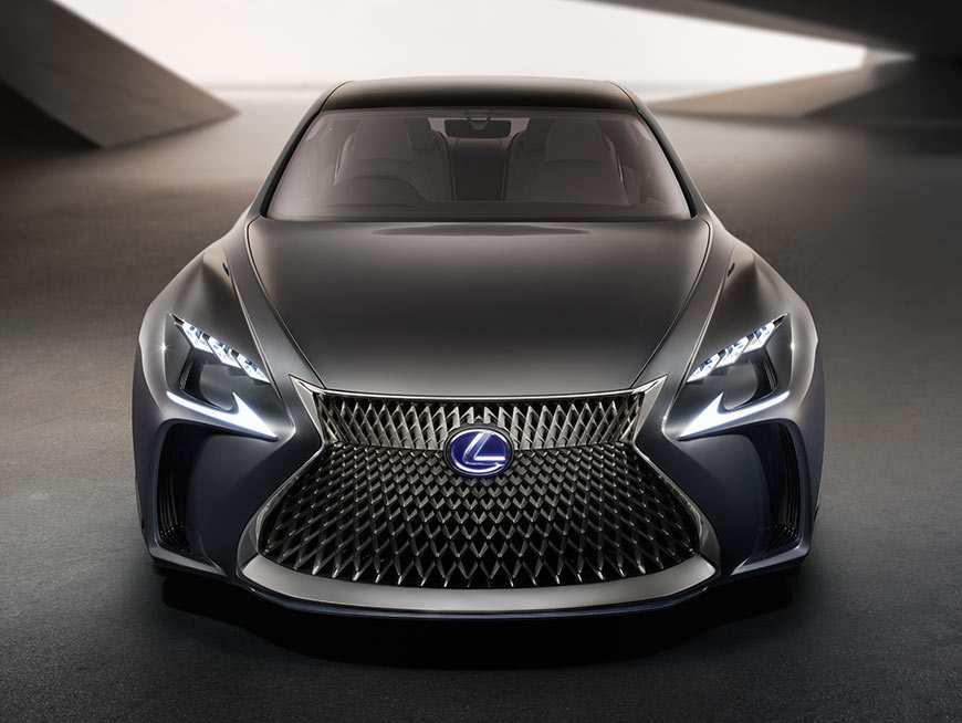 52 The 2019 Lexus Concept Specs by 2019 Lexus Concept