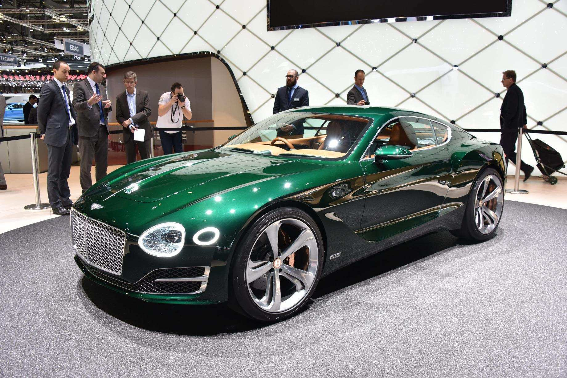 52 The Bentley 2019 Hypercar Performance and New Engine by Bentley 2019 Hypercar