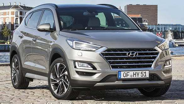 52 The Hyundai Tucson 2019 Facelift Spesification with Hyundai Tucson 2019 Facelift
