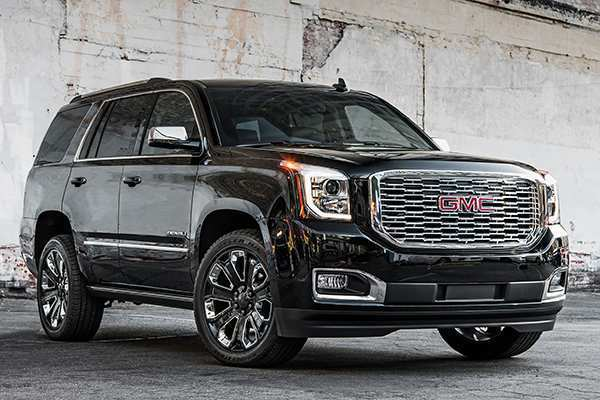 52 The New 2019 Gmc Yukon Rumors by New 2019 Gmc Yukon