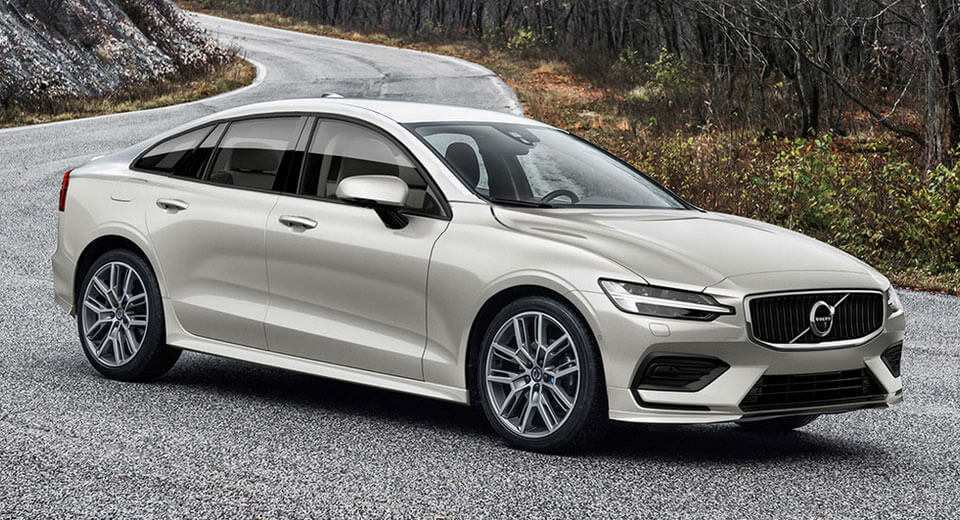 52 The New 2019 Volvo S60 Redesign with New 2019 Volvo S60
