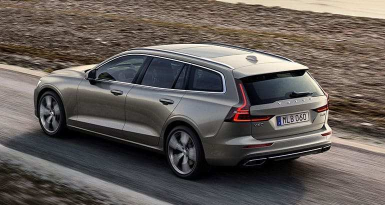 52 The New 2019 Volvo V60 Images for New 2019 Volvo V60